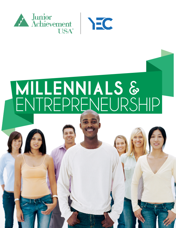 Millennials and Entrepreneurship